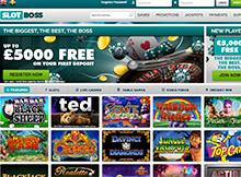 slot boss casino & slots