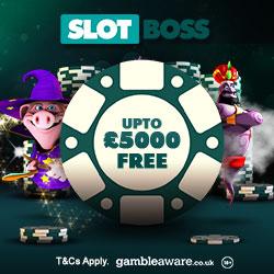 slot boss no deposit bonus