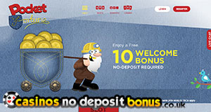 pocket-fortune casino no deposit