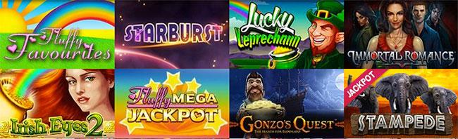 fairground casino games