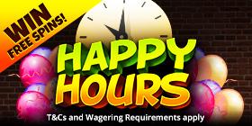 jumpman slots happy hour